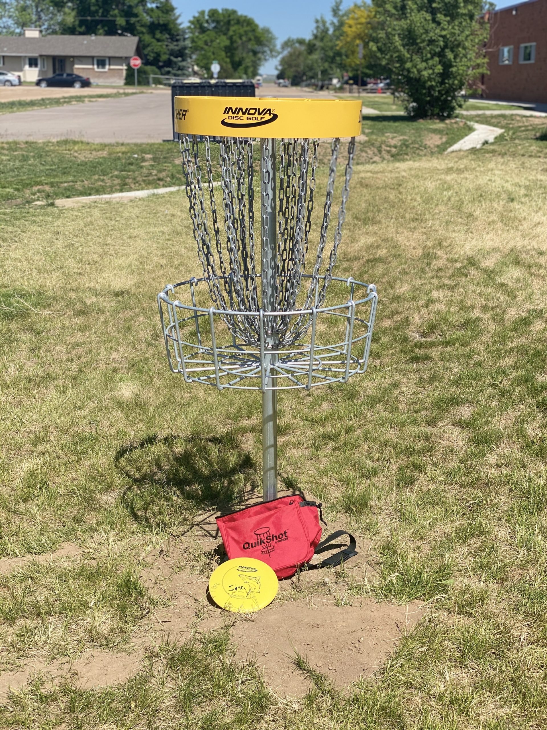 Creating a Healthy School Community – Disc Golf Photo 2